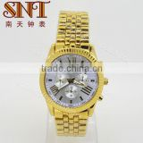 New quartz watch alloy watch with sub-dials for men