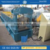 Steel ridge cap forming Machine for roof tile                                                                                                         Supplier's Choice
