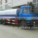 2015 Dongfeng water truck,15CBM used water tank truck for sale