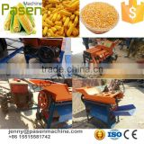 Driven by gasoline engine /electricity motor/ diesel/ corn sheller machine/maize sheller