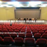 motorized tab tension cinema screen/HOT sale Extra Large tension screen with high gain screen fabric