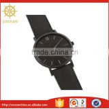 Honorable Black For Men Shenzhen Watch Factory Men's Wrist Watch