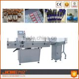 JOIE Full Automatic round bottle sticker labeling machine,machine labeling bottle,labels adhesive machine