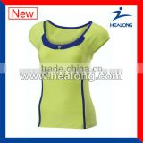 latest fashion lawn tennis sports wear with cheap price