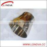 stainless steel butt weld concentric reducer pipe fitting                                                                         Quality Choice