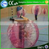 <b>Factory</b> price chear outdoor bubble soccer,inflatable belly <b>bumper</b> <b>ball</b> for adults