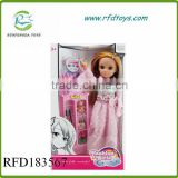 Lovely girl doll 18 inch vinyl girl doll wholesale girl toys