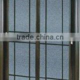 Sliding Windows with Reasonable Price manufactured design powder aluminum sliding door new design for Malaysia