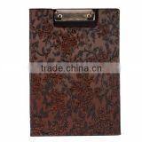 New Arrival High Quality Printed A4 Clipboard, Leather Expandable File Folder, Clipboard With Cover