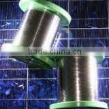Solar Panel Raw Material of Lead and lead free PV Ribbon Wire made in China