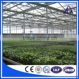 Hot!Aluminium Profiles Greenhouse Extrusion Aluminum Popular Greenhouses Material In 2015