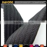 manufacturer customized design black PP webbing for luggage                                                                         Quality Choice