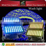 City lights DMX512 wireless RGB 3 in 1 melange Color Mixing Effects Led City Outdoor Light DMX512wireless receiving