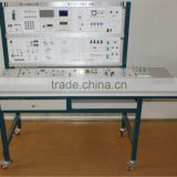 Analog Digital Trainer, Electronic Lab SCM Training Equipment, Lead Technology