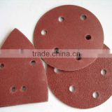 SATC--hot selling aluminum oxide sanding discs for wood and metal polishing with MPA Certification