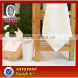 soft antibacterial bamboo beauty face towel for SPA/facial massage