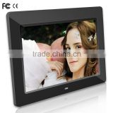 Advertising Video Players Video Monitors in Retail Stores Special Offer 10.1 inch Lcd Screen Digital Photo Frame