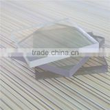 solid polycarbonate roof sheet/polyester resin light roof sheet/carport skylight roof sheet