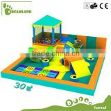 kids indoor Softset soft play equipment