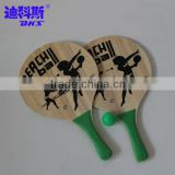 paddle ball rackets,Beach Paddle Rackets (2pcs Paddle + 1pc Ball),Professional Beach Racket for stock                                                                         Quality Choice