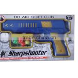 Plastic simulate BB air soft gun sharpshooter gun