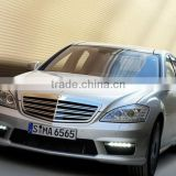 auto parts FOR BENZ S65 headlamp fog lamp grille bumper bracket mirror cover door hood fender
