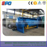 industrial oil field waste water Jet flow air flotation purification machine