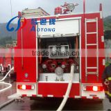 China good quality water type fire truck fire engine (truck for fire fighting)exporter manufacturer