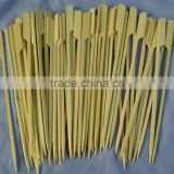 Bamboo flat skewer for BBQ with 20cm, 25cm, 30cm long size, food safe bamboo stick                                                                                         Most Popular                                                     Supplier's Choi