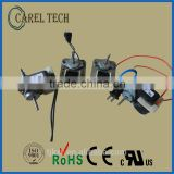 CE VDE TUV UL AC shaded pole motor YJ58 12, refrigerator fan motor, indoor unit fan motor