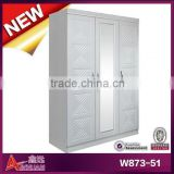 2015 new design home furniture assemble plastic portable wardrobe closet