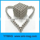Magnetic toys manufacturer 5mm magnetic ball