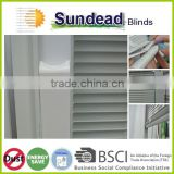 energy save cordless sliding magnetic tilt and lift system window blinds for windows blind inside double glass window