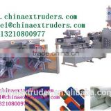 high speed PP PE PVC PA corrugated conduit pipe machinery