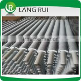 Spiral type high frequency welded finned tube for heat exchanger