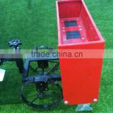 Chinese agricultural tools and uses 3 row corn seed planter for sale seeder for walking tractor manual seeder