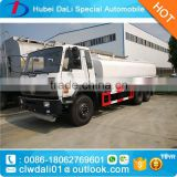 14MT hydrochloric acid tankers truck for caustic soda sodium hypochlorite ammonia water tankers