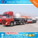 Big capacity reliable lpg gas tank three axles LPG/ LNG semi trailer truck                                                                                                         Supplier's Choice
