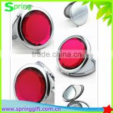 cosmetic mirror /compact pocket mirror /fold lady makeup mirror                                                                         Quality Choice