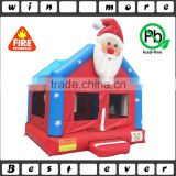 2016 christmas and party used indoor inflatable bouncy castle, kids toy jump castle for sale