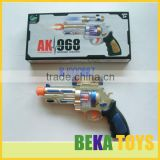 2014 New electronic toys plastic toy gun safe sniper toy gun replica