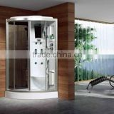 Shower enclosure, complete shower room, integrated shower room, Digital controlled shower room T118
