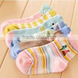 Anti-skidding bottom baby custom 3d cartoon tube sock                                                                                                         Supplier's Choice