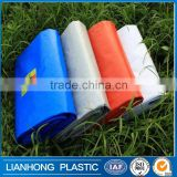 China PVC tarpaulin factory hot sale truck tarpaulin,Orange red PVC tarpaulin, PVC tarpaulin covers                                                                         Quality Choice