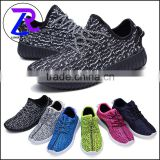 Wholesale New Men's& Women's Casual stock Shoes Fashion Breathable Shoes Lace-up style Flat Students shoes Lovers shoes
