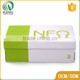 Custom printed corrugated hat paper apparel paper box garment packaging box                                                                                                         Supplier's Choice