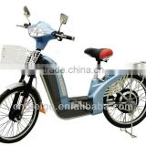 "europe style 20"" pedals assisted electric bike"