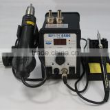 Hot Air Soldering and desoldering station/rework station feita 8586 digital soldering iron