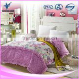 Flowers Printed Comfortable 3d Duvet Continental Quilt Covers Sets