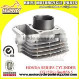 motorccle engine parts iron/steel good quality CG125 cast cylinder